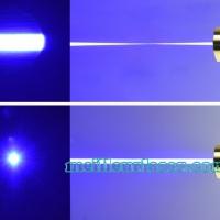 Pointeur laser rouge longueur d'onde 630-670nm est plus pour longtemps.