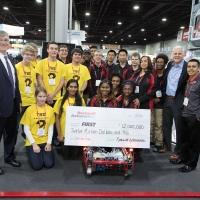 Rockwell Automation investe 12 milioni di dollari per orientare la forza lavoro della prossima generazione verso scienza e tecnologia.