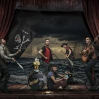 Menestrello il nuovo singolo dei Nuju, che anticipa l'album Pirati e Pagliacci in uscita il 30 Dicembre