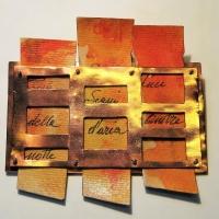 Frammenti d'arte, Franca Grigoletto.