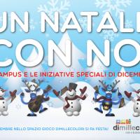 I Campus Dimillecolori delle festività natalizie