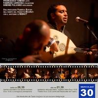 """Roma: al @TeatroArciliuto il 30 novembre Ziad Trabelsi presenta """"Liu'ud"""", l'Incontro musicale tra l'Oud e il Liuto"""
