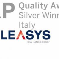 Leasys vince il premio ai Silver SAP Quality Awards 2016