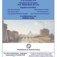Convegno Medicina Legale Prospettive a Confronto Casina di Macchia Madama a Roma
