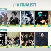 Premio Musica contro le mafie 7^ Ed. : i 10 Finalisti