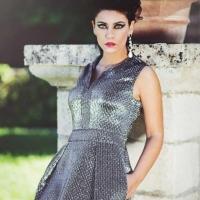 La giovane attrice calabrese Larissa Volpentesta protagonista del videoclip degli Zero Assoluto