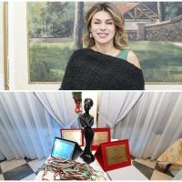 """Lorella Ridenti è la """"Donna dell'Anno"""" della Kermesse Culturale """"Storie di Donne"""" Ed. 2016"""