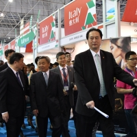 Grande debutto del Padiglione Italia alla fiera internazionale MSR Expo in Cina