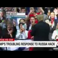 Ex CIA analyst Trump response is unbelievable