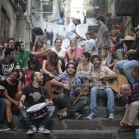 La maschera live per la Mensa dei Poveri di Salerno