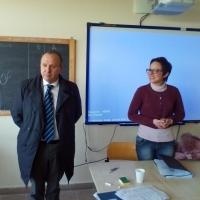 Mariglianella Amministratori Comunali per Training Camp ANCI presso l'Istituto Manlio Rossi Doria di Marigliano.