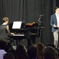 Concerto di fine anno a Saccon di San Vendemiano (TV) con Enrico Nadai, Dino Doni, Silvia Buscato e la Piccola Orchestra Veneta