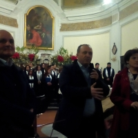 Mariglianella Grande partecipazione al Concerto di Natale promosso dall'Amministrazione Comunale ed eseguito nella Chiesa del Santo Patrono Giovanni Evangelista.