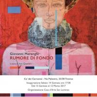 """""""Rumore di fondo"""", Giovanni Maranghi"""