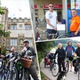 Febbre delle Olimpiadi e Ciclismo, insieme all'anniversario CAD Schroer