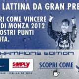 Simply con Red Bull nel prossimo Gran Premio di Formula Uno a Monza
