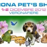 A Dicembre c'è Verona Pet's Show!