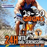 1° Trofeo Melegatti  alla 24H MTB della Serenissima.