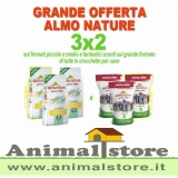 Almo nature linea rouge label