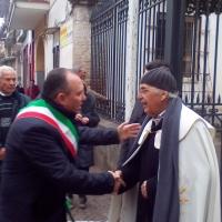 Mariglianella Comunità Parrocchiale in Processione per il Santo Patrono Giovanni Evangelista.