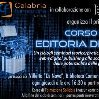 Corso gratuito di Editoria Digitale