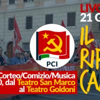 Il Futuro che riprende il Cammino. Il PCI di Cori a Livorno per il 96° anniversario della fondazione del Partito Comunista Italiano