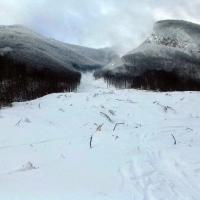 Sull'Abruzzo quasi 20 milioni di tonnellate di neve