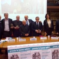 CASERTA IL SUCCESSO DEL PREMIO BUONE NOTIZIE CIVITAS CASERTANA IX Edizione.  (Scritto da Antonio Castaldo)