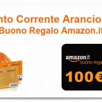 Ing Direct regala Amazon: 100 euro in Buoni Regalo