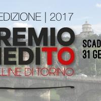 Aperto il bando 2017 del Premio InediTO - Colline di Torino