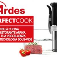 Con Perfect cook di Ardes la cottura sottovuoto dei ristoranti stellati è alla portata di tutti