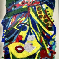 CARO  in mostra presso la Galleria d'arte Arting159 di Roberto Papini dal 31 Gennaio al 12 Febbraio 2017