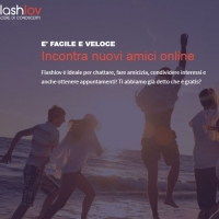 Flashlov.it sito online per trovare l'amore