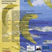 Arte e Cultura a Roma il 9 febbraio con il Premio Comunicare l'Europa 2017