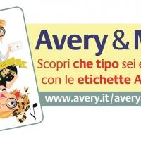 AVERY&ME: IL CONCORSO PER GIOCARE E VINCERE SECONDO IL TUO STILE