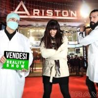 Iravox Performing Live : il nuovo singolo Piccole Donne presentato in anteprima sul Red Carpet del Teatro Ariston