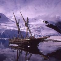 Anzio Istituto Nautico e le imprese Antartiche di Ajmone Cat