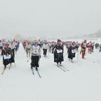Gran Paradiso Ski Day: Kermesse e Minimarciagranparadiso sotto la neve