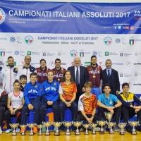 Matteo Bellucci, badminton: bronzo ai Campionati Italiani 2017