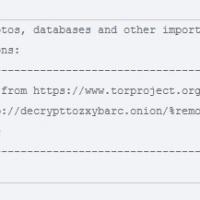 Il ritorno del ransomware Cerber: unico target, gli utenti italiani