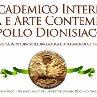 """Premio Internazionale di Poesia e Arte Contemporanea  """"Apollo dionisiaco"""" Roma 2017"""