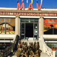 Anche la Compagnia Obiettivo Danza tra gli ospiti del Mav Al Museo Archeologico Virtuale di Ercolano