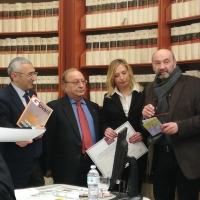 Il 22 Maggio 2017 da Palazzo Firenze a Roma parte