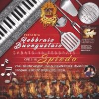 ALEGRIA  Musica live con Cena Speciale Spiedo Bresciano al Teatro Alberti