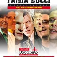 *Le Icone e le Star Del Rock* di Tania Bucci/Dj Set Claudio Ciccone Bros.