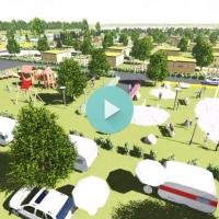 Terme Catez mostra in anteprima il progetto di ampliamento dell'area camping