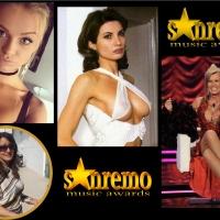 LE 4 PRESENTATRICI DEL SANREMO MUSIC AWARDS