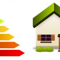 Per migliorare l'efficienza energetica della propria abitazione in Italia si spendono circa  1800 euro