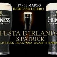 FESTA D'IRLANDA ST PATRICK... VENERDI'17 E SABATO 18 MARZO @ JOY DI MILANO