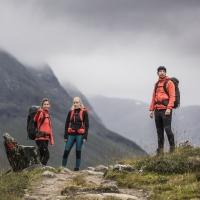 Fjällräven presenta Abisko Trekking Tights